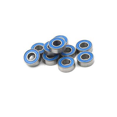 10pcs 5116 5x11x4mm Replacement Precision Ball Bearings MR115-2RS TOCA