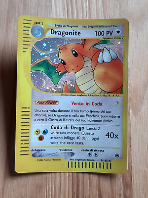 Dragonite   9/165 HOLO* - Expedition (ita) (dk1074)