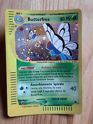 Butterfree   5/165 HOLO* - Expedition (ita) (dk1079)