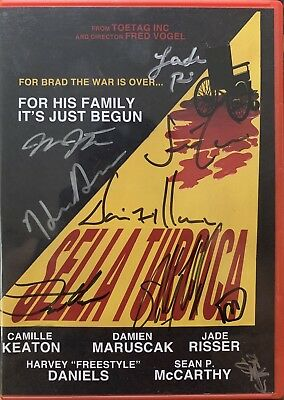 MURDER SET PIECES DVD Signed By Cast Nick Palumbo - $89 95 | PicClick