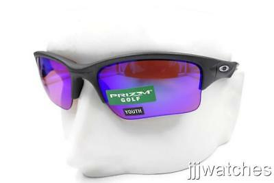 New Oakley Quarter Jacket Semi-Rimless PRIZM Golf Sunglasses (YOUTH) OO9200 1961