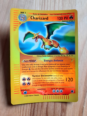 Charizard    6/165 Reverse HOLO* - Expedition (ita) (dk1100)