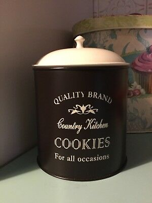 BARATTOLO IN LATTA Cucina Country Kitchen - Cookies - EUR 10,00 ...