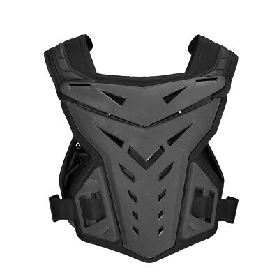 Body Chest Spine Protector Armor Vest Protective Gear Motorcycle Adult