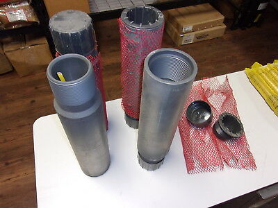 Baker Drill Stem Well Products ~ New ~ Size 2.313 - Qty. 4 Pcs.