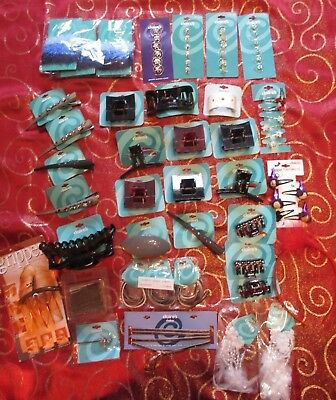 Job Lot 38 Hair accessories (Claires)