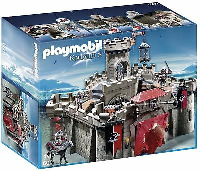 Hawk Knights Castle (Knights) - Play Set by Playmobil (6001)