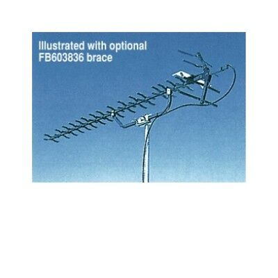 CENTRE SUPPORT BRACKET SUITS TMX34 UHF ANTENNA- HILLS Antenna not included