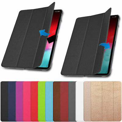 """For Apple iPad Pro 11"""" Inch 2018 Magnetic Smart Folio Case with Pencil Charging"""