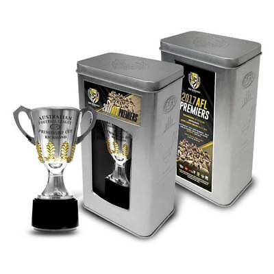 Richmond Tigers 2017 Afl Premiership Cup In Collectors Tin Martin Cotchin Rance
