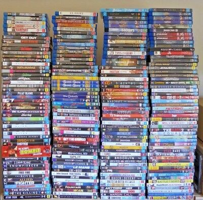 DECEMBER X-MAS SALE! *206* Movies & TV shows on DVD/Blu-ray VGC - See list