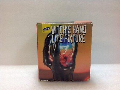 Witch's Hand Lite Fixture Halloween Model 1401 (2)