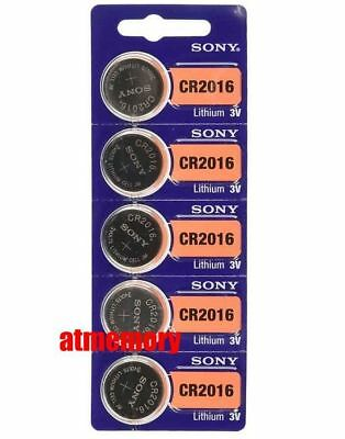 5PCS CR2032 3V Button Mini Cell Coin Battery for Watch Toys Remote New HIGH