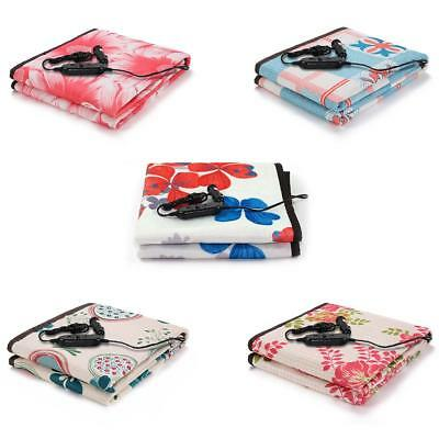 24V Car Electric Heating Blanket With Cigarette Lighter Electric Heating Quilt
