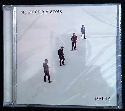 Mumford And & Sons Delta Cd Brand New Factory Sealed... Free Shipping!
