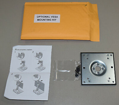"""New Dell Optional VESA Mounting Kit for 17""""-24"""" LCD Monitors with Screws"""