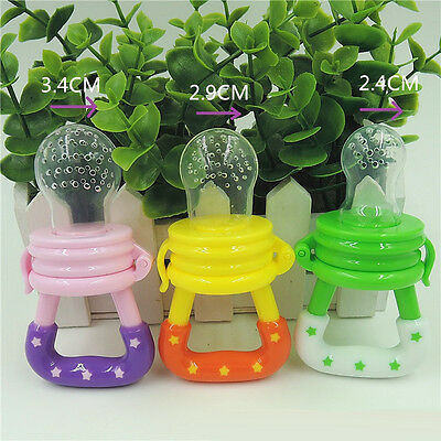 1 Pc Baby Nipple Fresh Food Milk Nibbler Feeder Feeding Tool Safe Baby Supply CN