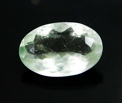 3.35 Cts. Natural Oval Cut Transparent Ocean Blue Aquamarine Loose Gems. 2084