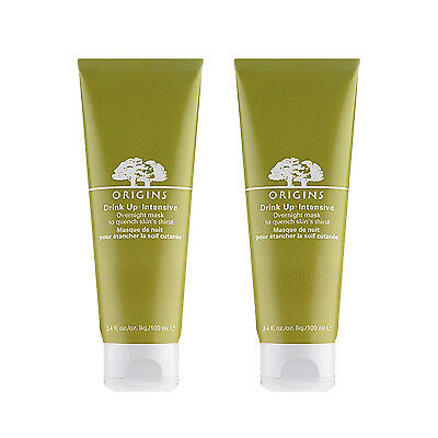 2X Origins Drink Up Intensive Overnight Mask to Quench Skin's Thirst 100ml
