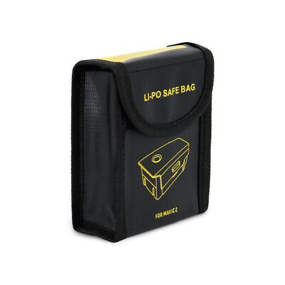 For DJI Mavic 2 Drone Battery Storages Bag Fire Proof Lipo Protective Safes Bags