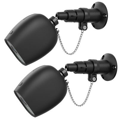 Anti-Theft Security Chain for Arlo Pro /Arlo Pro 2 Wall Mount Silicone Case 2pcs