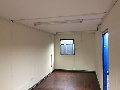 24x9ft Anti Vandal Site Office /  Site Cabin / Portable Building / 3200 +VAT