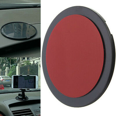 5X Car Adhesive Dashboard Mount Holder Suction Disk Sticky Pad For GPS Phone  -
