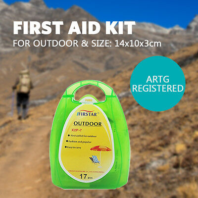 First Aid Kit for Outdoor-A Must Have for Every Family Survival ARTG Registered