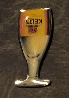 "Abzeichen Orden Medaille Sticker Pin ""Kelts Bierglas - PIN - Sticker"""