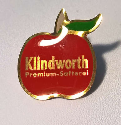 "Abzeichen Orden Medaille Sticker Pin ""Klindworth Premium Safterei-PIN-Sticker"""