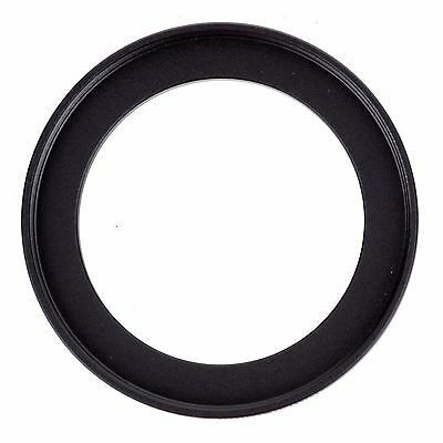 Camera 42mm Lens to 72mm Accessory Step Up Adapter Ring 42mm-72mm Black