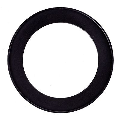 Camera 62mm Lens to 74mm Accessory Step Up Adapter Ring 62mm-74mm Black