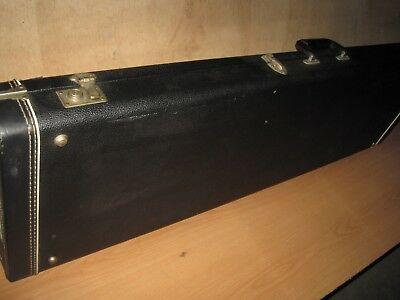1978 FENDER PRECISION / JAZZ BASS CASE - made in USA