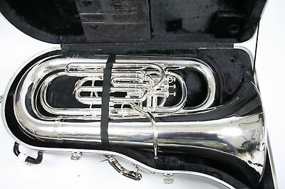 Besson Bb Tuba model 785 compensated with user marks/cheap