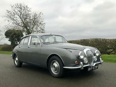 1968 Daimler V8 250 Auto. Stunning Car Subject to a £22500 Restoration in 2014.
