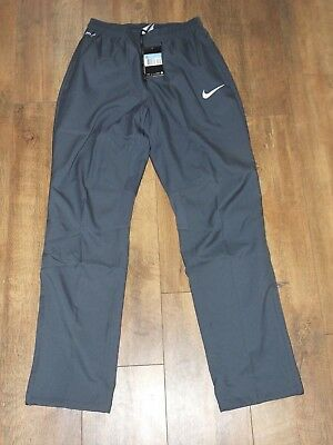 Nike Squad Sideline Woven Track Pant Football Dark Grey/white Medium