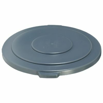 Rubbermaid FG260900GRAY BRUTE Gray Lid for 2610 Container