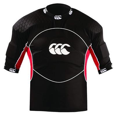 IRB Approved Canterbury Body Armour/Shoulder/Sternum/Bicep Pads/Protector M Boys