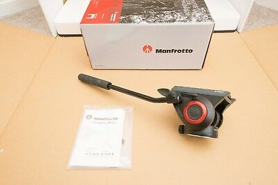 Manfrotto Fluid Head MVH500AH FLAT BASE Excellent Condition