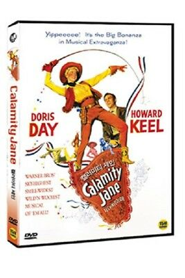 Calamity Jane (1953) - Doris Day, Howard Keel DVD *NEW