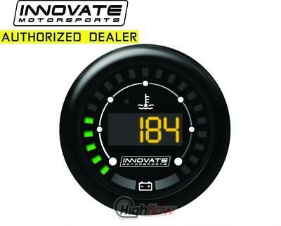 INNOVATE MOTORSPORTS MTX-D: Water Temperature & Battery Voltage Gauge 3853