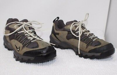 NIKE ACG ALL-TRAC Trail Hiking Shoes Women s Size 9 Vintage EUC Gray ... be68daef36
