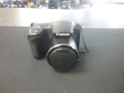 Canon PowerShot SX400 IS Digital Camera with 30x Optical Zoom