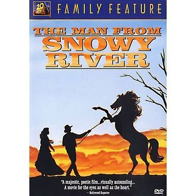 The Man From Snowy River - Kirk Douglas - New