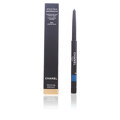 Matita occhi stylo yeux waterproof 924 blue chanel