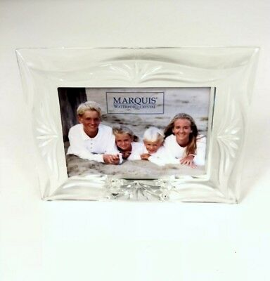 Marquis Waterford Crystal 3 X 5 Picture Frame NIB