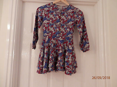 Next Girls Tiered Playsuit Age 6Yrs