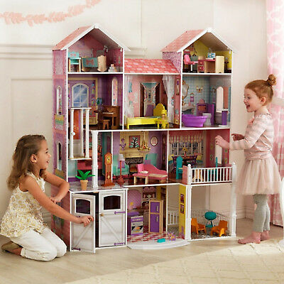 Country Estate Doll House BRAND NEW