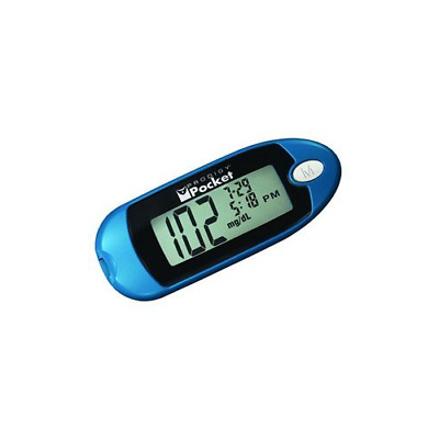 3 Pack Prodigy Pocket Meter Kit 1 count each