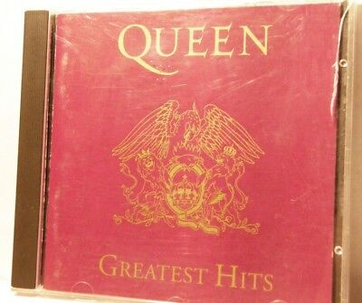 Queen - Greatest Hits CD  1992